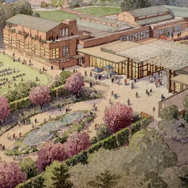 A Leap Forward for the Garden Gateway Project